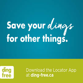Member Savings CU celebrates national ding free® day